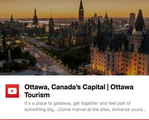 Things to do in Ottawa / Quoi faire à Ottawa | Ottawa Tourism